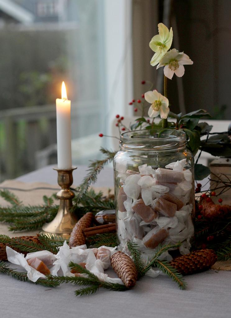Jouluherkku – ihana vaniljatoffee!