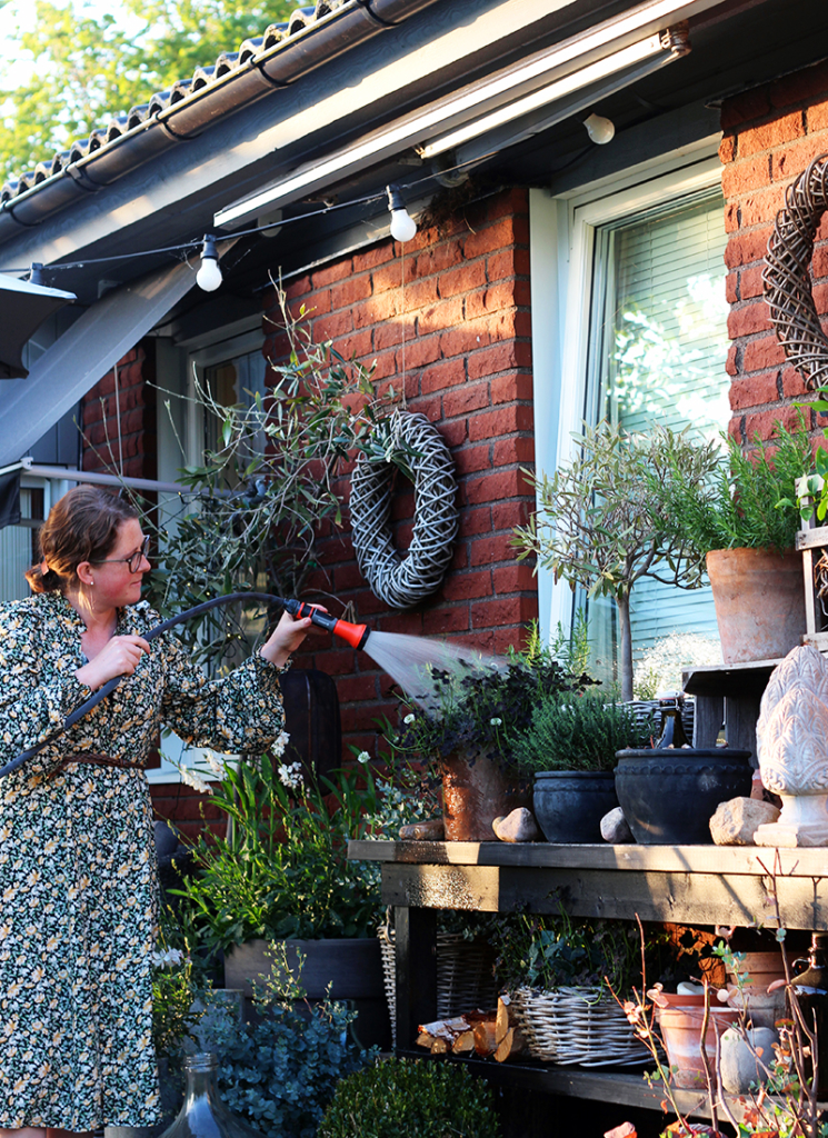 Parhaat puutarha-apulaiseni